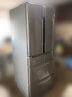 東村山市にて 日立 冷凍冷蔵庫 R-F520F を買取ました