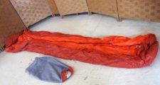 モンベル mont-bell シュラフ バロウバッグ #5 寝袋