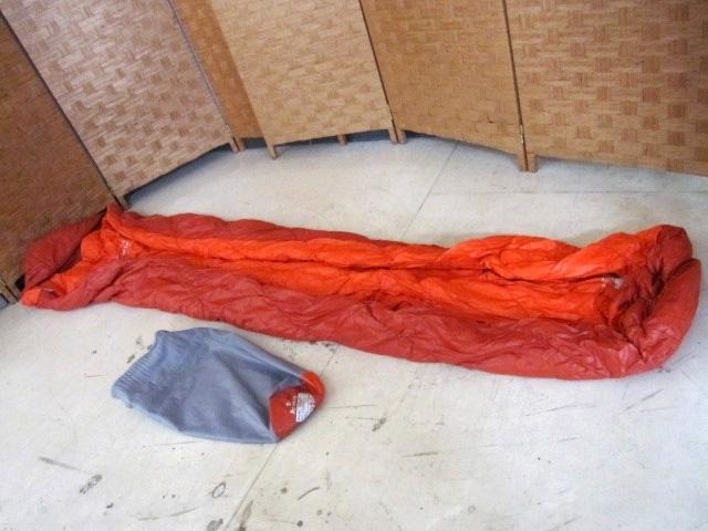 世田谷区にて モンベル mont-bell シュラフ バロウバッグ #5 寝袋 を買取ました