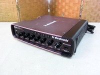 tc electronic ベースヘッドアンプ RH450