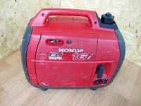 多摩市にて ホンダ インバーター発電機 EU17i を買取ました