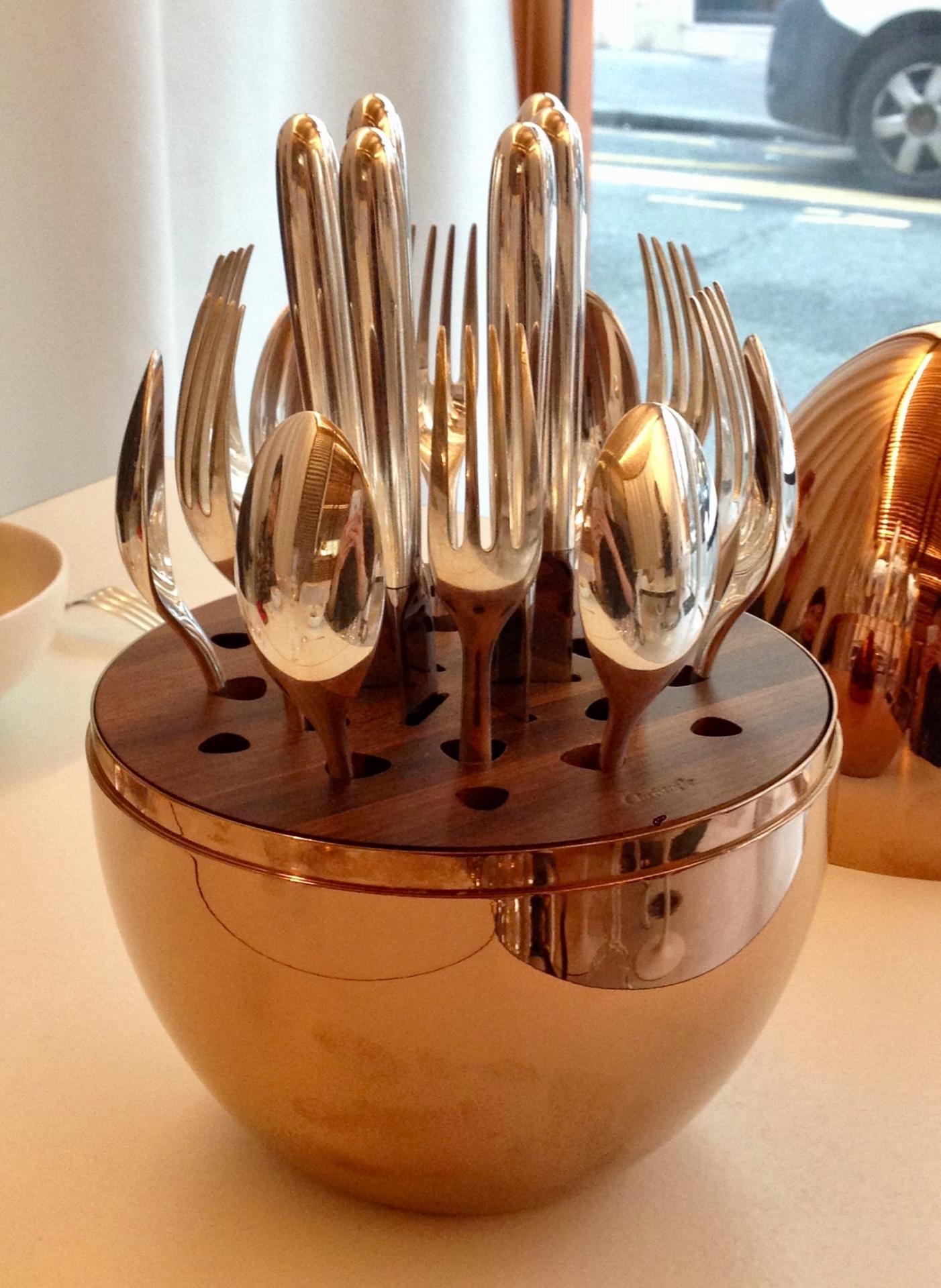 【クリストフル 買取】中古でも売れる!人気の銀食器 カトラリーをご紹介