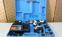 泉精器 充電油圧式多機能工具 REC-Li200M 圧着機