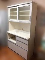 東村山市にて パウモナ 食器棚 H195 W120 を買取ました