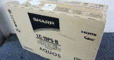 シャープ AQUOS LED 19V型 液晶テレビ LC-19P5-B