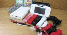 任天堂 Wii U 32GB 本体 プレミアムセット WUP-101(01) ピクミン3 マリオパーティ10