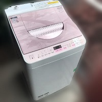 洗濯機 シャープ ES-TX5A