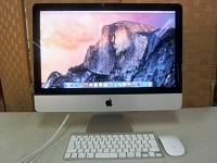 Apple iMac 21.5-inch,Late 2012 MD093