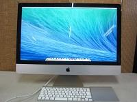 目黒区にて Apple iMac ME086XX/A A1419 を買取ました