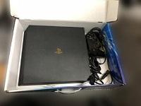 SONY PS4 通常版 ジェット・ブラック 1TB CUH-2000AB01