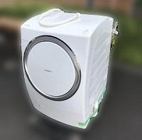 ドラム式洗濯乾燥機 東芝 ZABOON TW-Z96X1R