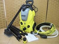 八王子市にて ケルヒャー K3  家庭用高圧洗浄機 を買取ました