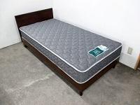 フランスベッド シングル ZELTマットレス ベッドフレーム ピスコ21F