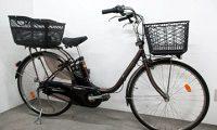 パナソニック 電動アシスト自転車 BE-ENDS634