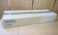 TOTO キッチン用 タッチスイッチ式 台付きシングル混合水栓 TKN34PBTN