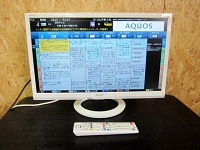 シャープ AQUOS 液晶テレビ LC-22K40