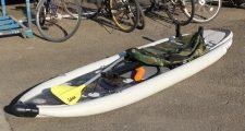 Lahaina NEW FISHING Ⅱ SUP 11' サップ インフレータブルパドルボード フィッシング用