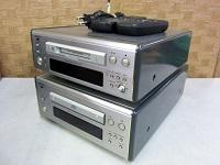 西東京市にて デノン CDプレーヤー DMD-7.5LⅡ を買取ました