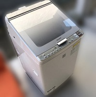 厚木市にて シャープ 洗濯機 ES-GX950-N を買取ました