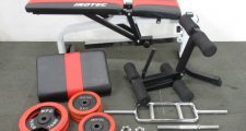 IROTEC アイロテック WFG インクラインベンチ マルチポジション ダンベル プレート