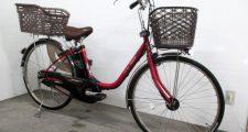 パナソニック ビビDX 8.9Ah 電動アシスト自転車 BE-END635R