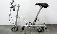 パシフィックサイクル CARRYME キャリーミー 折り畳み自転車