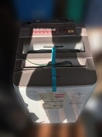 青梅市にて パナソニック 洗濯機 NA-FA70H3 を買取ました