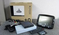 プラスマイナスゼロ 液晶テレビ XVT-M020(B) 地上デジタルチューナー DTH11