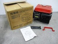 世田谷区にて 光製作所 発電機 KN-900-60 を買取ました