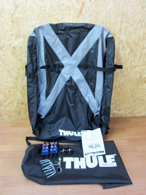 大和市にて THULE ソフトルーフボックス RANGER90 を買取ました