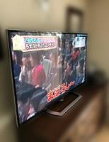 港区にて シャープ 液晶テレビ LC-55US40 を買取ました