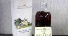 THE MACALLAN マッカラン 12年 旧ボトル 1000ml 43% 古酒 ウイスキー 未開栓