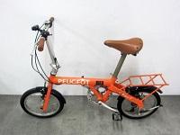 プジョー colibri BUTTED7005 自転車