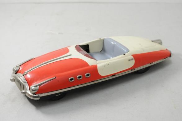 ブリキカー パジャ社 1949年モデル