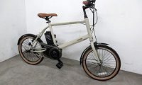 パナソニック LittleBEE 5Ah 電動自転車 BE-ENHB033