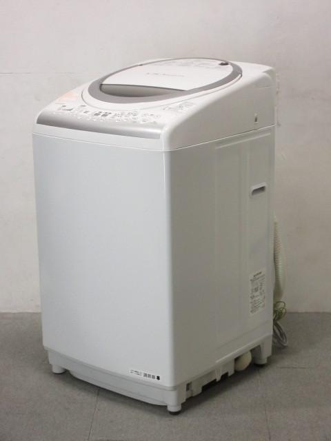 TOSHIBA 東芝 AW-80VM 電気洗濯乾燥機 8.0kg