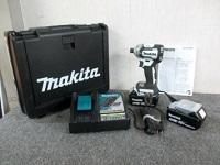 八王子市にて マキタ インパクトドライバ TD170DRGXW を買取ました
