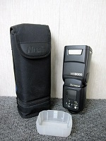 Nissin ニッシンデジタル EXTREME マシンガンストロボ MG8000