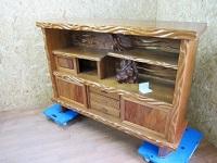 八王子市にて 山王産業 屋久杉 サイドボード を買取ました