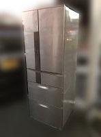冷蔵庫 三菱 MR-JX53X