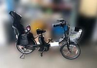 電動自転車 YAMAHA PAS BABBY PA20BXL
