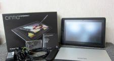 WACOM 13.3型 128GB 液晶ペンタブレット CINTIQ COMPANION2 DTH-W1310E