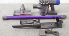 dyson ダイソン V6 モーターヘッド SV07 充電式 コードレスクリーナー 掃除機