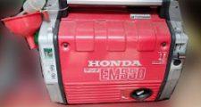 発電機 HONDA デンタ EM500
