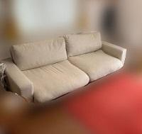 八王子市にて 無印 ワイドアームダウン ソファ を買取ました