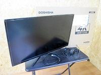 日野市にて ドウシシャ 液晶モニター OD4K-32B1 を買取ました