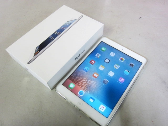 世田谷区にて Apple iPad mini 16GB Wi-Fi+Cellular A1455 MD543J/A を買取ました