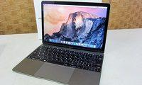 Apple MacBook 12インチ A1534