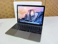 八王子市にて MacBook MJY32J/A A1534 を買取ました