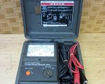 共立電気計器 絶縁抵抗計 500Vメガ 3122